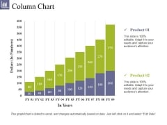 Column Chart Ppt PowerPoint Presentation File Summary