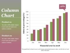 Column Chart Ppt PowerPoint Presentation Gallery Background