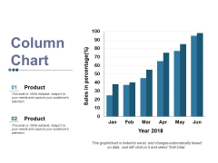 Column Chart Ppt PowerPoint Presentation Gallery Layout