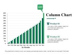 Column Chart Ppt PowerPoint Presentation Gallery Portfolio