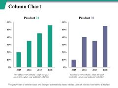 Column Chart Ppt PowerPoint Presentation Model Layout Ideas