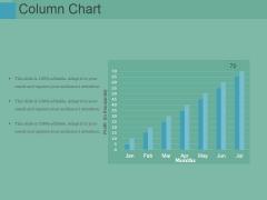 Column Chart Ppt PowerPoint Presentation Show Styles