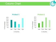 Column Chart Ppt PowerPoint Presentation Slide Download