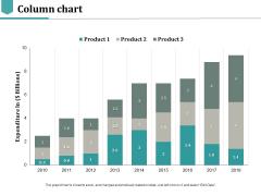 Column Chart Ppt PowerPoint Presentation Slides Diagrams