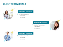 Command Line Interface Client Testimonials Ppt Inspiration Gallery PDF