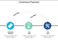 Commerce Payment Ppt PowerPoint Presentation Ideas Design Ideas Cpb