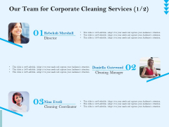 Commercial Cleaning Services Our Team For Corporate Cleaning Services Rules PDF