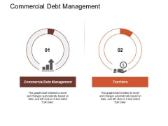 Commercial Debt Management Ppt PowerPoint Presentation Professional Outfit Cpb