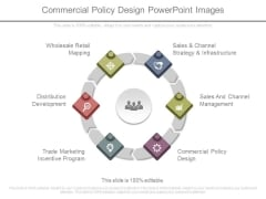 Commercial Policy Design Powerpoint Images