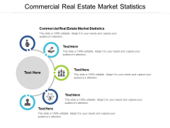 Commercial Real Estate Market Statistics Ppt PowerPoint Presentation Pictures Graphics Tutorials Cpb