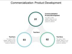 Commercialization Product Development Ppt PowerPoint Presentation Slide Cpb