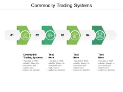 Commodity Trading Systems Ppt PowerPoint Presentation Portfolio Graphics Tutorials Cpb Pdf
