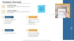 Commodity Unique Selling Proposition Company Overview Mockup PDF