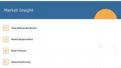 Commodity Unique Selling Proposition Market Insight Clipart PDF