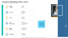 Commodity Unique Selling Proposition Product Marketing Plan Event Designs PDF