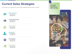 Commodity Up Selling Current Sales Strategies Ppt Portfolio Tips PDF