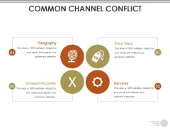 Common Channel Conflict Ppt PowerPoint Presentation Styles Vector