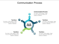 Communication Process Ppt PowerPoint Presentation Layouts Graphics Download Cpb