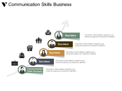 Communication Skills Business Ppt PowerPoint Presentation File Examples