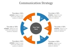Communication Strategy Ppt PowerPoint Presentation Deck