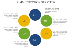 Communication Strategy Ppt PowerPoint Presentation File Clipart
