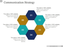 Communication Strategy Ppt PowerPoint Presentation Infographics
