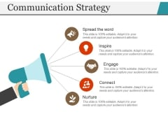 Communication Strategy Ppt PowerPoint Presentation Layouts Graphic Images