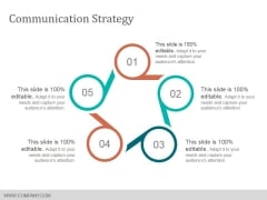 Communication Strategy Ppt Powerpoint Presentation Pictures Slideshow