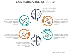 Communication Strategy Ppt PowerPoint Presentation Templates