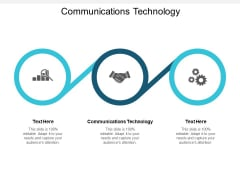 Communications Technology Ppt PowerPoint Presentation Infographics Background Cpb