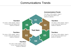 Communications Trends Ppt PowerPoint Presentation Summary Maker