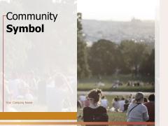 Community Symbol Population Globe Arrow Ppt PowerPoint Presentation Complete Deck
