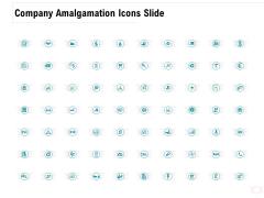 Company Amalgamation Icons Slide Ppt Summary Slide Download PDF