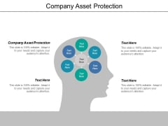 Company Asset Protection Ppt PowerPoint Presentation Inspiration Diagrams Cpb