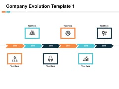 Company Evolution Business Ppt PowerPoint Presentation Icon Templates
