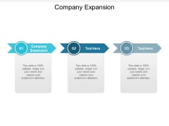 Company Expansion Ppt PowerPoint Presentation Styles Deck Cpb