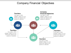 Company Financial Objectives Ppt PowerPoint Presentation Gallery Model Cpb