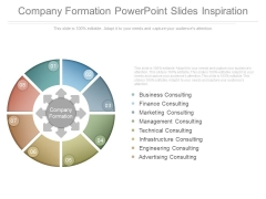 Company Formation Powerpoint Slides Inspiration