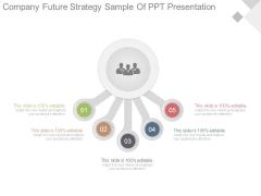 Company Future Strategy Sample Of Ppt Presentation