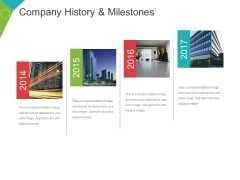 Company History And Milestones Template 3 Ppt PowerPoint Presentation Ideas Portrait