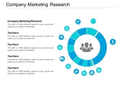 Company Marketing Research Ppt PowerPoint Presentation Styles Model Cpb