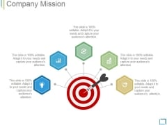 Company Mission Template 1 Ppt PowerPoint Presentation Images