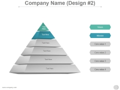 Company Name Design 2 Ppt PowerPoint Presentation Influencers