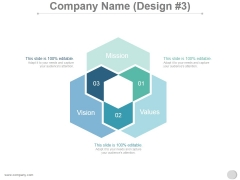 Company Name Design 3 Ppt PowerPoint Presentation Diagrams