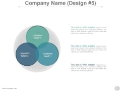 Company Name Design 5 Ppt PowerPoint Presentation Slides