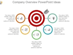 Company Overview Powerpoint Ideas