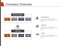 Company Overview Ppt PowerPoint Presentation Gallery Information