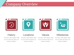 Company Overview Template 2 Ppt PowerPoint Presentation Portfolio Layout