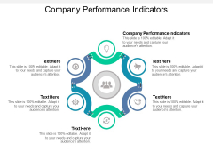 Company Performance Indicators Ppt PowerPoint Presentation Diagram Images
