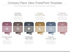 Company Place Value Powerpoint Templates